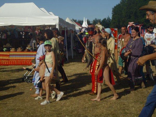 festival de west country à bain de bretagne aout 2012