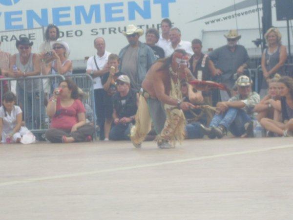 dances du groupe de savy western au festival à bain de bretagne