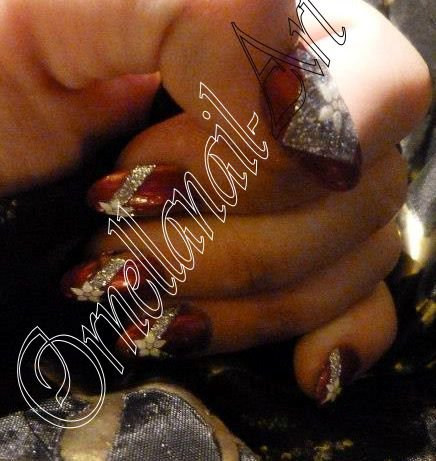 mes nail art