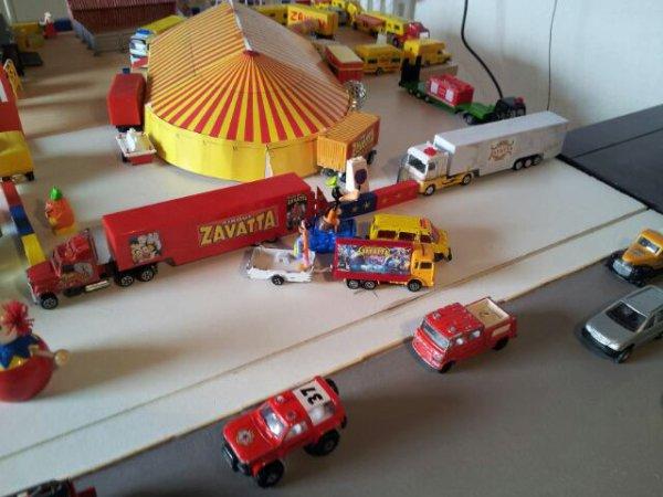 Cirque de la famille Zavatta !