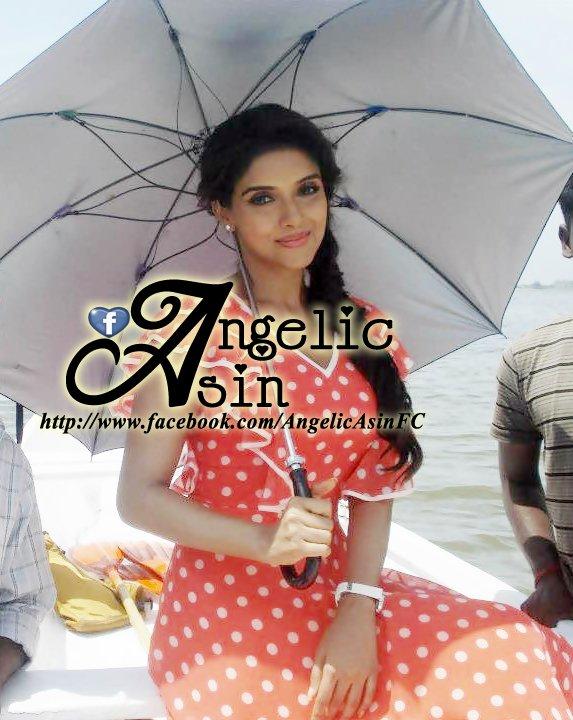 Asin's New  Mirinda AD Exclusive PICS