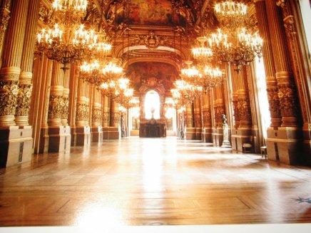 L'histoire de L'Opéra Garnier