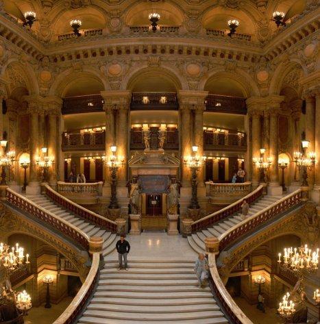 Voyage culturel à Paris !!!