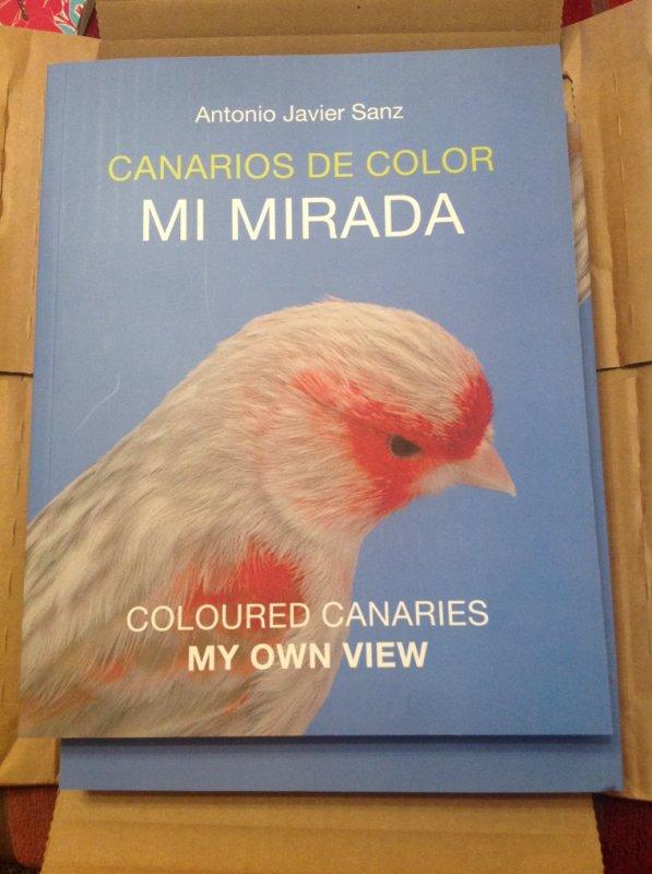 Good Colour Canary Book