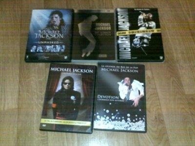 5 dvd