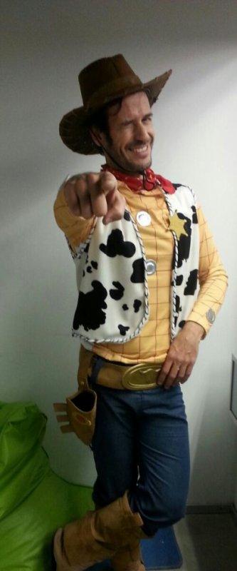 Après Pablo le directeur, Pablo le cow-boy !