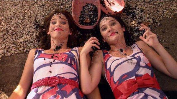 """Moment Violetta """"Cami et Fran se battent pour Brodway"""""""