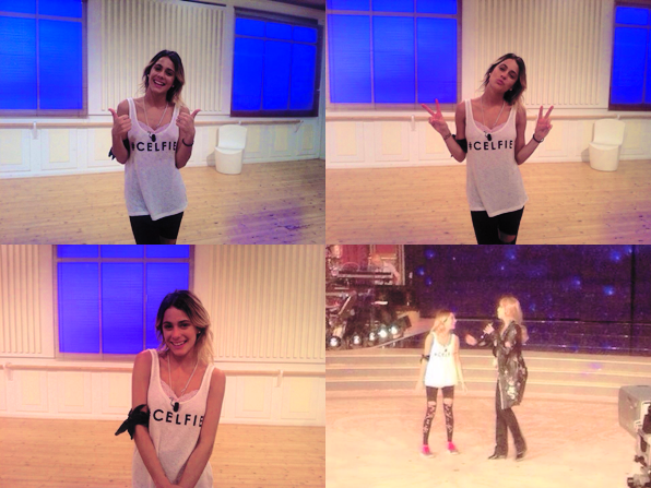 2 belles photos de Tini