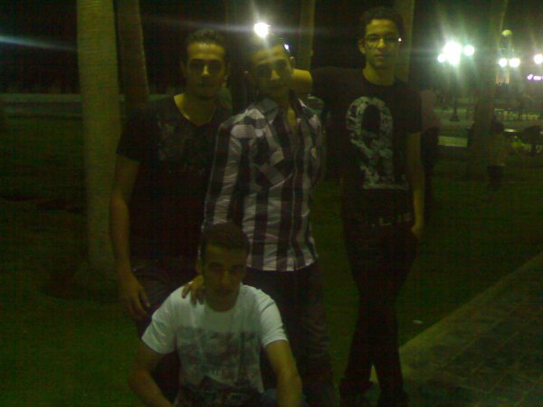 me ,hassan, rady and ahmed
