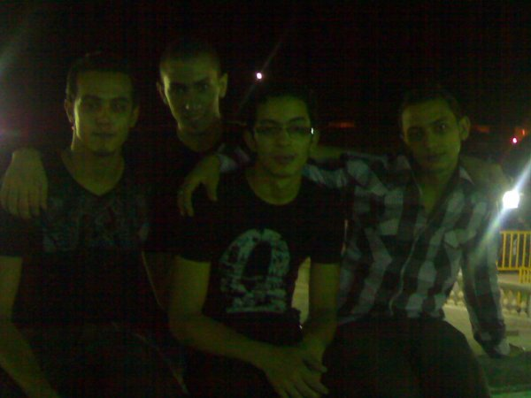 ahmed ,hassan, rady and mahmoud