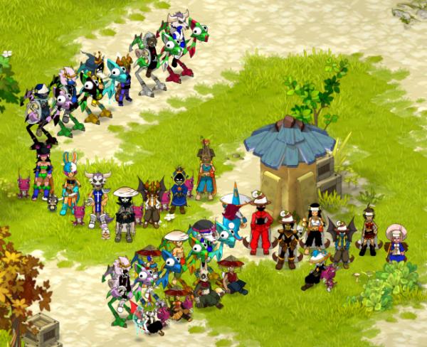 Teams  de la guilde