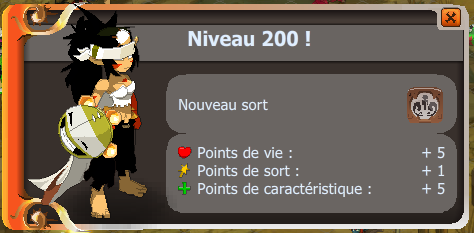 Team enfin full 200 :)