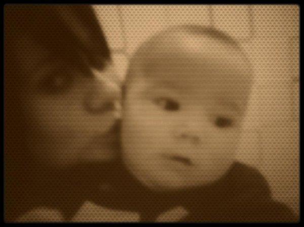 Mon fils et moi..