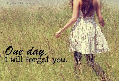 1er Décembre - Essayer d'Oublier