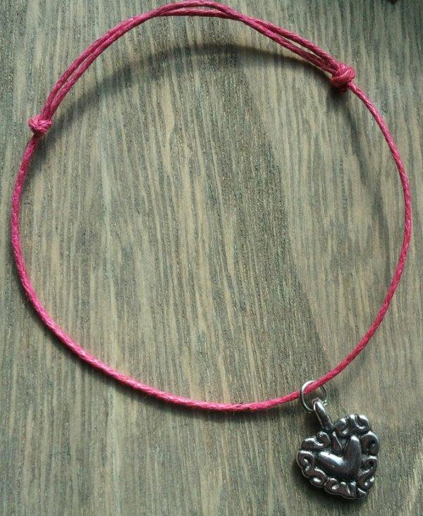 Bracelets reglables Rose