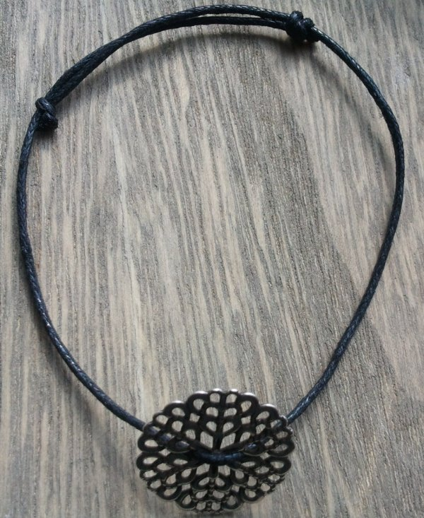 Bracelets reglables Noir