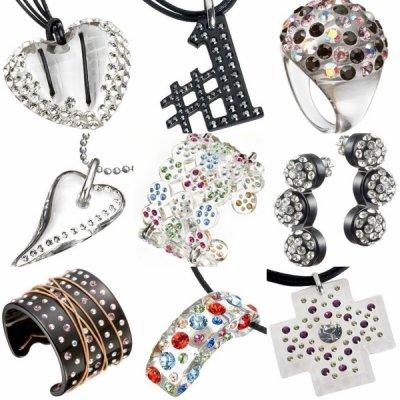 Les bijoux Swarovski