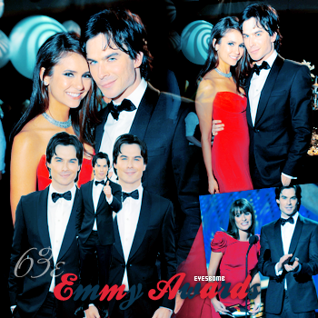 ➜ Ian In The Emmy Awards 2011EyesBomb.Skyrock.com lTextel.lCréationl.lDécorationl.