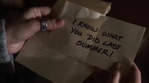 Critique #1: Souviens toi... l'été dernier.