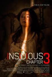 Critique #53: Insidious : Chapitre 3