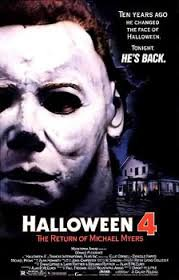 Critique #57: Halloween 4 : Le Retour de Michael Myers