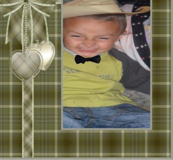 Mon fils Mattias