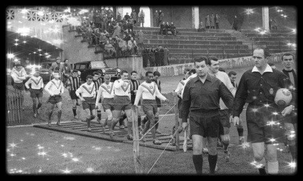 L'Olympique Lyonnais années 1950-60