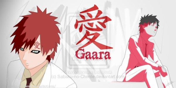 Gaara ♥.
