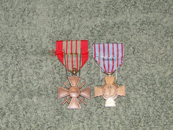 médaille militaire (FRANCE) 1939-1945
