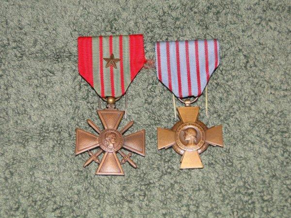 medaille revers