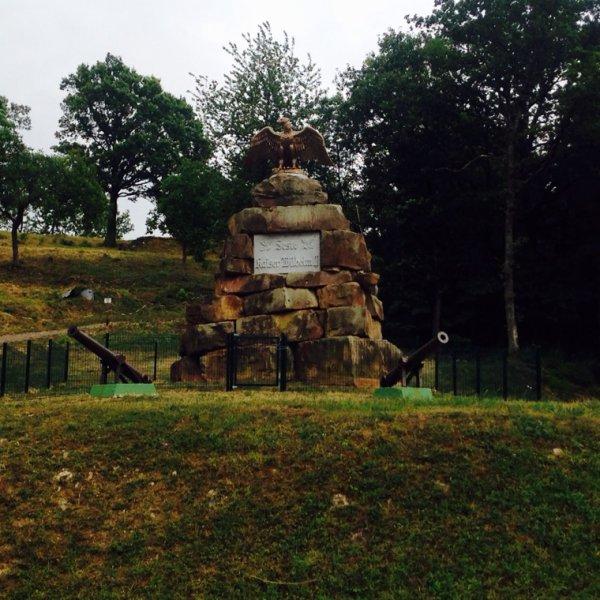 Statut fort de Mutzig Alsace
