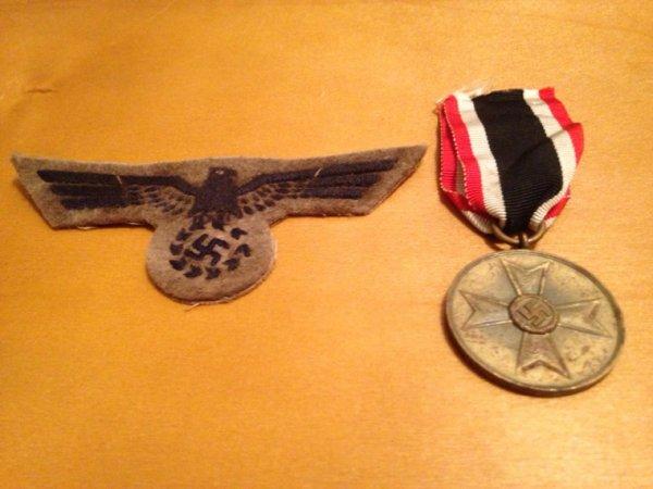Médaille du mérite civil 1939