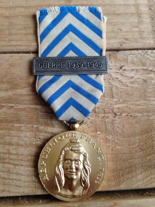 Médaille Française