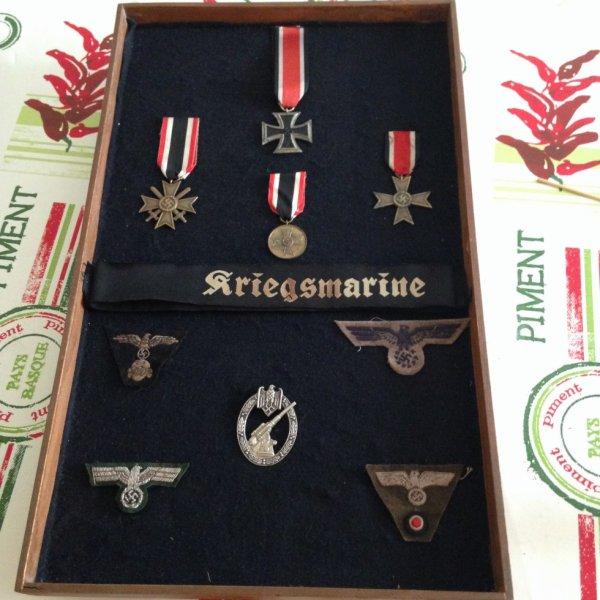 tableau décoration allemande ww2