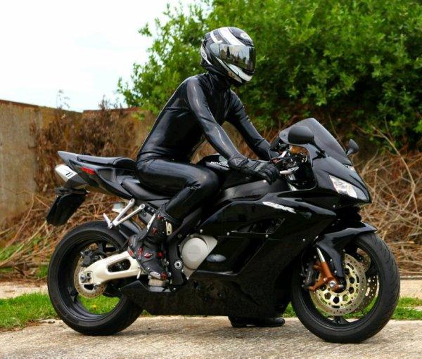 Ma balade en moto?