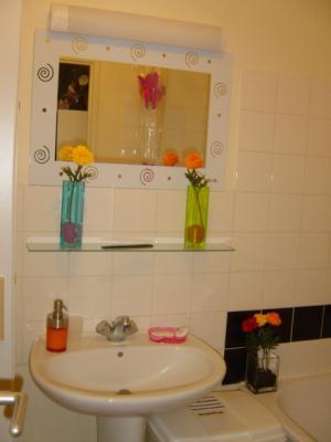 Ma salle de bain décoré maison ! - NATHY