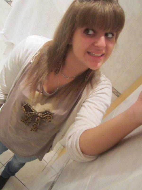 Mon sourire est revenu ;)❤