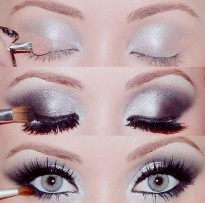 Articles de beexpensive tagg s tuto maquillage yeux be expensive by sherley - Tuto maquillage yeux ...