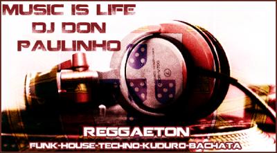 DJ DON PAULINHO LE DJ LATINO DE LYON