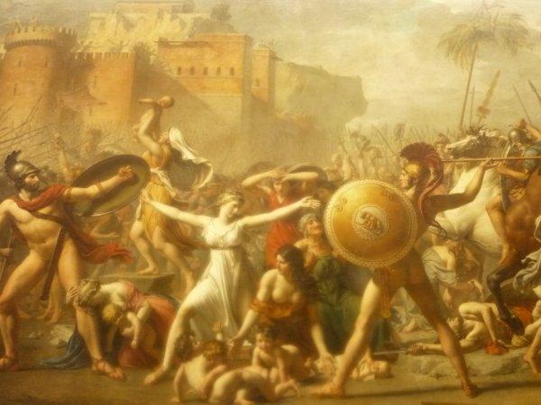 LES TABLEAUX MYTHIQUES DU MUSEE DU LOUVRES A PARIS! EPOUSTUFLANTS