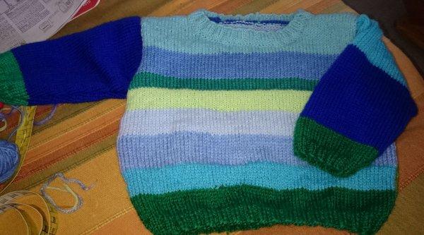 je tricote et crochète toujours