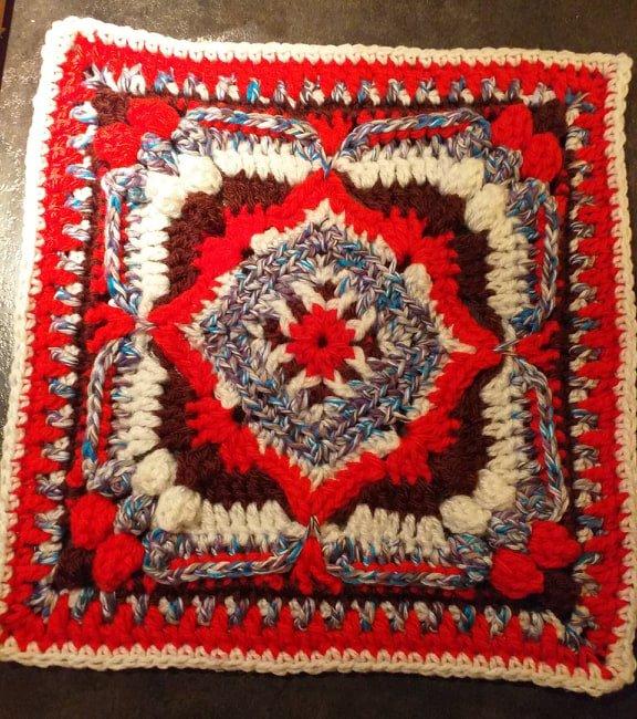 moogly afghan 2020 carré5 avec mes bouts de laine