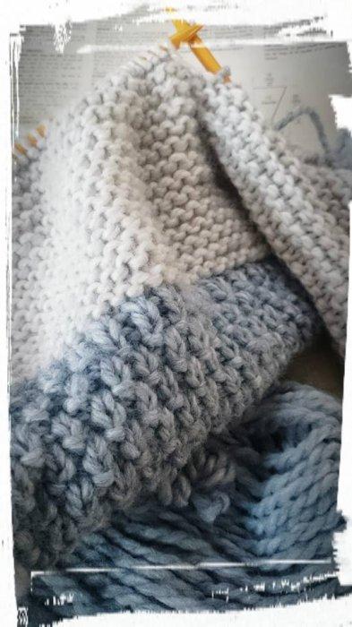 Ma passion : la laine et le coton