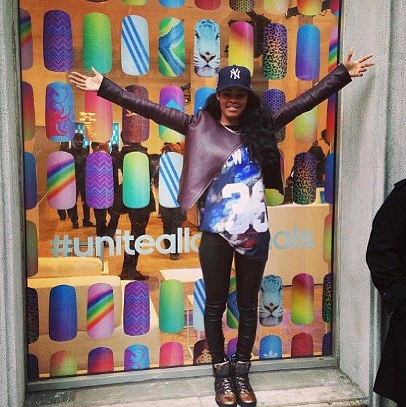 Teyana Taylor | Harlem GLC Nail Salon