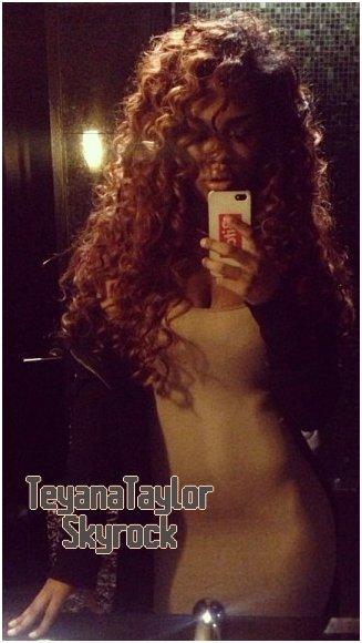 Teyana Taylor | Twitter Gossip