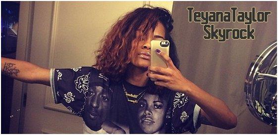 Teyana Taylor | Maybe