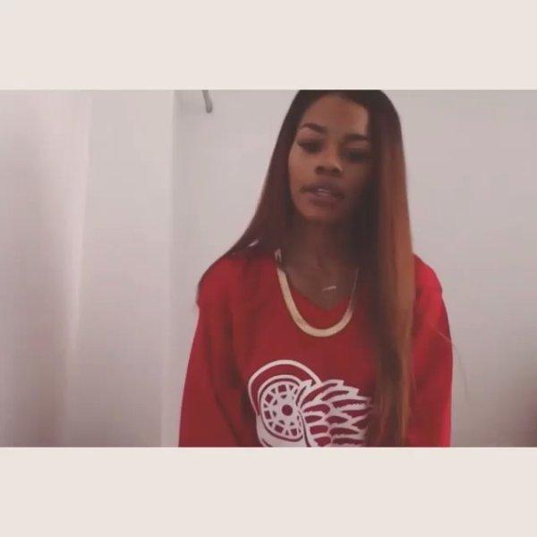 Teyana Taylor | Aaliyah Biopic