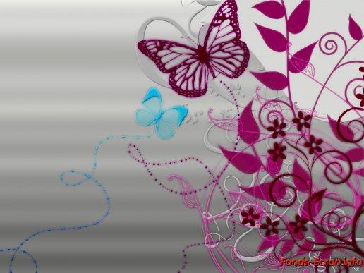 papillon toi t'es tout pour moi