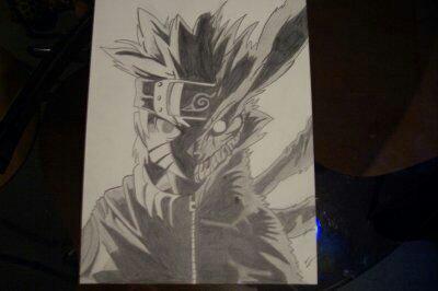 Naruto mode dessin
