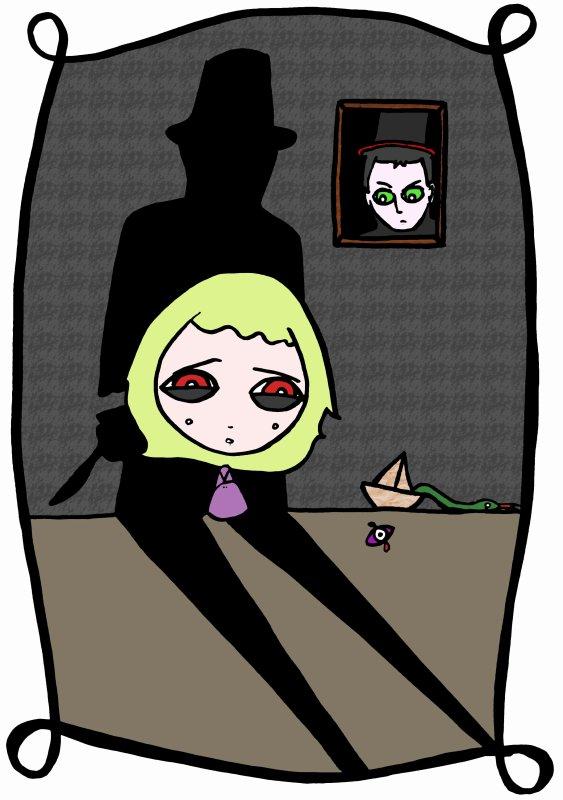 Epilogue 2ème partie: les derniers fantômes de Nina.
